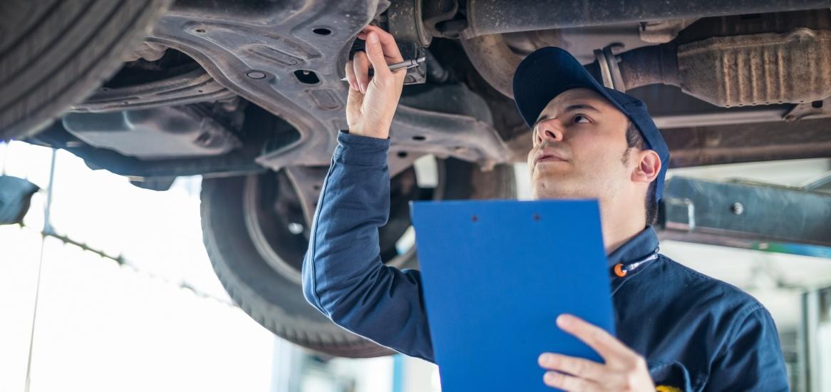 Priprema vozila za tehnički pregled
